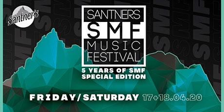 SMF 2020 - Santner's Music Festival biglietti