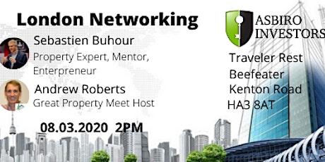 Spotkanie Asbiro Investors London w Marcu! tickets