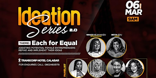 Assisting potential female entrepreneurs refine and implement their ideas.