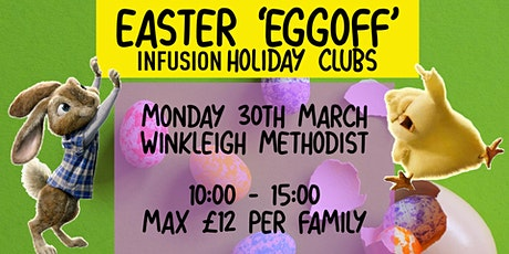 EASTER 'EGGOFF' (Winkleigh) tickets