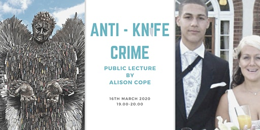 Anti-Knife Crime - Public Lecture