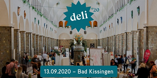 deli*20 - Premium Fachhandels Messe -- nur für Fachbesucher