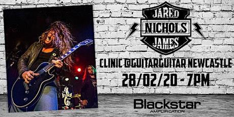 Jared James Nichols Clinic tickets