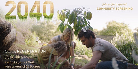 Global Health Initiative Film Screening: 2040 tickets