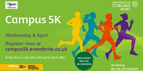 Campus 5K tickets