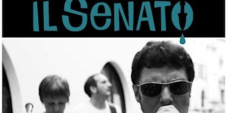 IL SENATO (Feat; Fay Hallam, Andy Lewis) - Live in BRIGHTON - Plus Little Triggers tickets