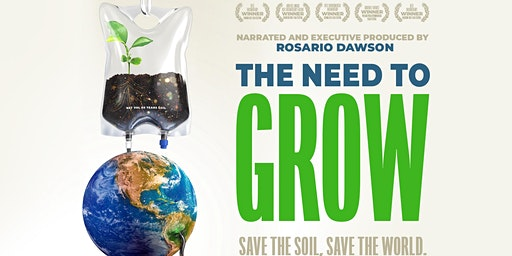A Need to Grow - Movies That Matter Screening