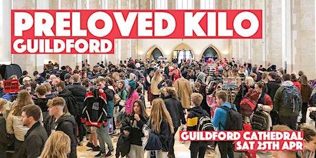 Guildford Preloved Vintage Kilo tickets