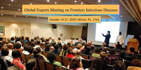 Global Experts Meeting on Frontiers in Infectious Diseases tickets