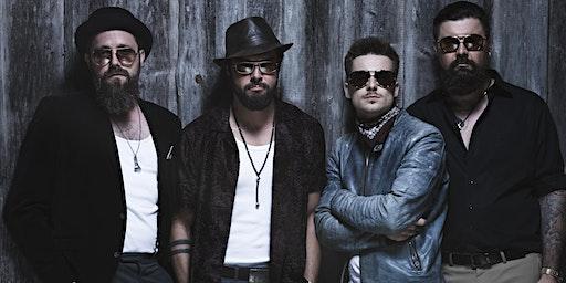 Django 3000 - Gypsy Sommer - Festzelt Percha