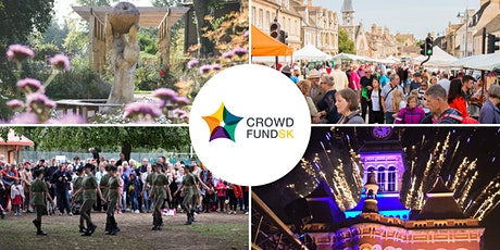 Crowdfund SK - March Crowdfunding Workshop tickets
