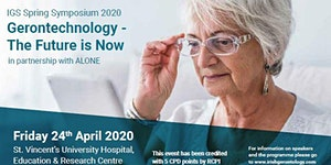 Irish Gerontological Society Spring Symposium 2020