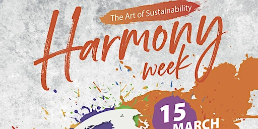 2020 Harmony Week - The Art of Sustainability