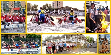 London & Canary Wharf Charity Dragon Boat Challenge 2020 tickets