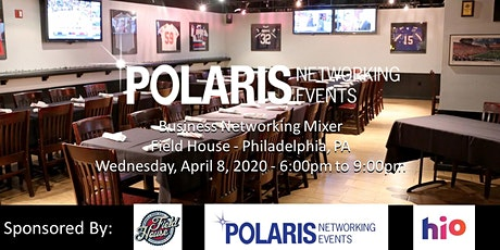 Polaris Networking Events - Business Networking Mixer @ Field House tickets