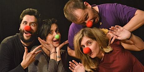 Curso Intensivo de Clown para Principiantes entradas