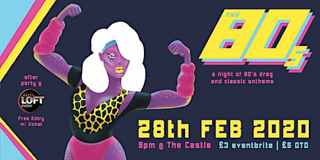 DAZE presents The 80's tickets
