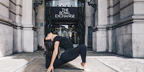 A Season of Love: Equinox and Fortnum & Mason Yoga Session tickets