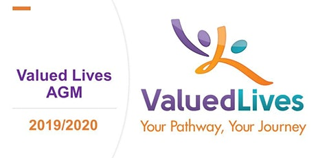 Valued Lives AGM tickets