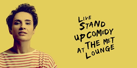 Live Stand up Comedy with Headliner Jen Brister tickets