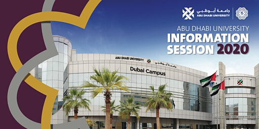 Abu Dhabi University Information Session Dubai 22 Feb