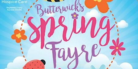 Butterwick Bishop Auckland Spring Fayre - Newgate Centre