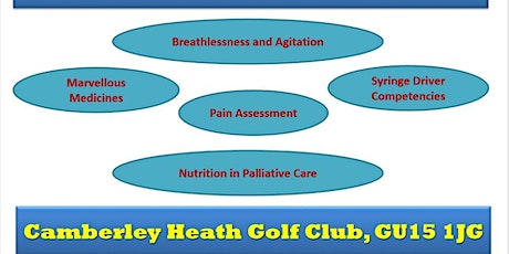 Frimley System (South) Care Home Forum tickets