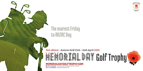 Memorial Day Golf Trophy 2020 billets