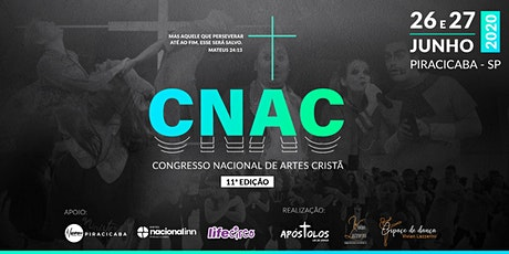CNAC 2020 - Congresso Nacional de Arte Cristã ingressos