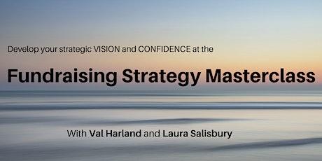Fundraising Strategy Masterclass tickets