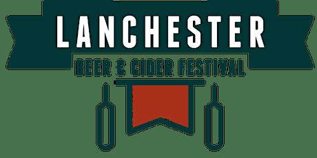 Lanchester Beer & Cider Festival 2020 tickets