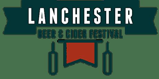 Lanchester Beer & Cider Festival 2020
