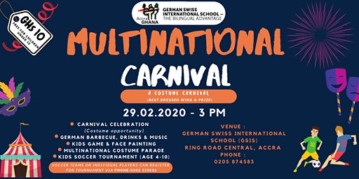 MULTINATIONAL CARNIVAL