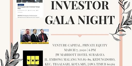 Investor Gala Night