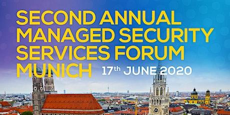 MSS  München 2020 (www.mssdeutschland.com) Tickets