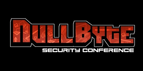 Nullbyte Security Conference bilhetes