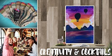 Creativity & Cocktails with Miss Vie @ CBH (Leduc) tickets