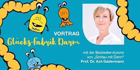 KÖRPERWELTEN Themen-Tag DARMGESUNDHEIT | Vortrag GLÜCKS-FABRIK DARM Tickets
