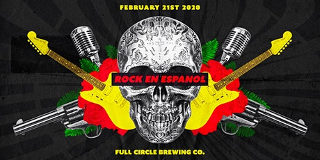 Rock En Español at Full Circle Brewing Co. tickets