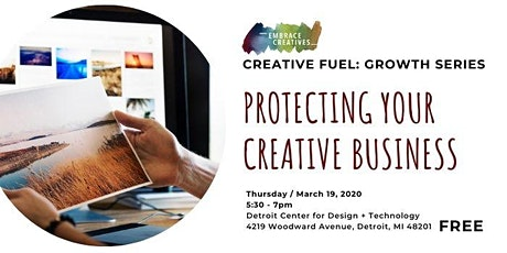 Protecting Your Creative Business and Artwork tickets