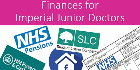 Finances for Imperial Doctors tickets