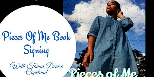 Pieces of Me Book Signing