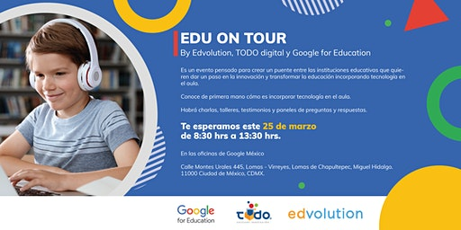 Edu On Tour CDMX K12