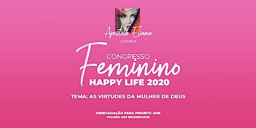 Congresso Feminino Happy Life 2020