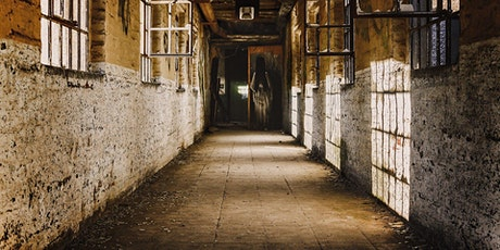 3hr Ghost Investigation with Top Psychic Michael Henry: Wicklow Gaol tickets