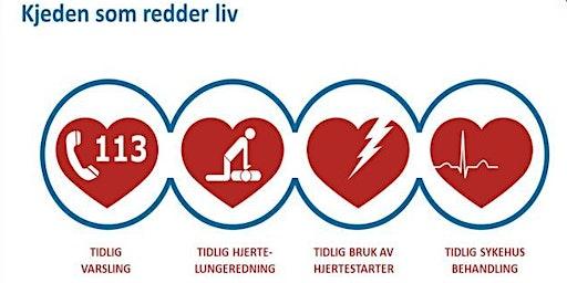 Førstehjelpskurs for frivillige i Redd Barna og bydelsverter på Bjørndal
