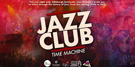 Jazz Club Time Machine tickets