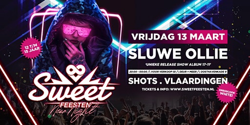SWEETFEESTEN 'Neon Night' || Shots . Vlaardingen