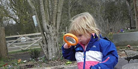 Hanningfield Nature Tots tickets