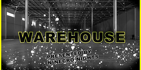WAREHOUSE Supported by the UCD DJ Collective tickets